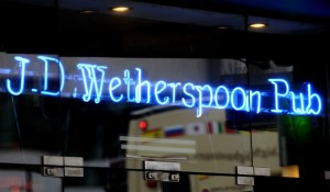 File photo dated 20/1/09 of a JD Wetherspoon pub in central London, as the personal details of more than 650,000 people may have been stolen after the pub company was hacked. PRESS ASSOCIATION Photo. Issue date: Friday December 4, 2015. JD Wetherspoon said the card details of 100 people had also been compromised in the breach, which happened in June. See PA story INDUSTRY Wetherspoon. Photo credit should read: Tim Ireland/PA Wire